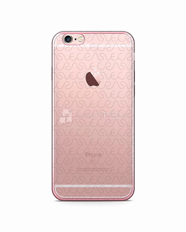 iPhone 6s Case Template Unique Apple iPhone 6 6s Tpu Electroplated Mobile Case Design