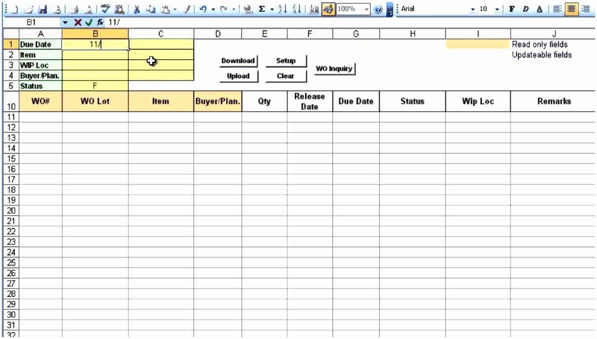 Issue Tracking Excel Template Beautiful 12 issue Tracking Spreadsheet Template Excel Ntrti