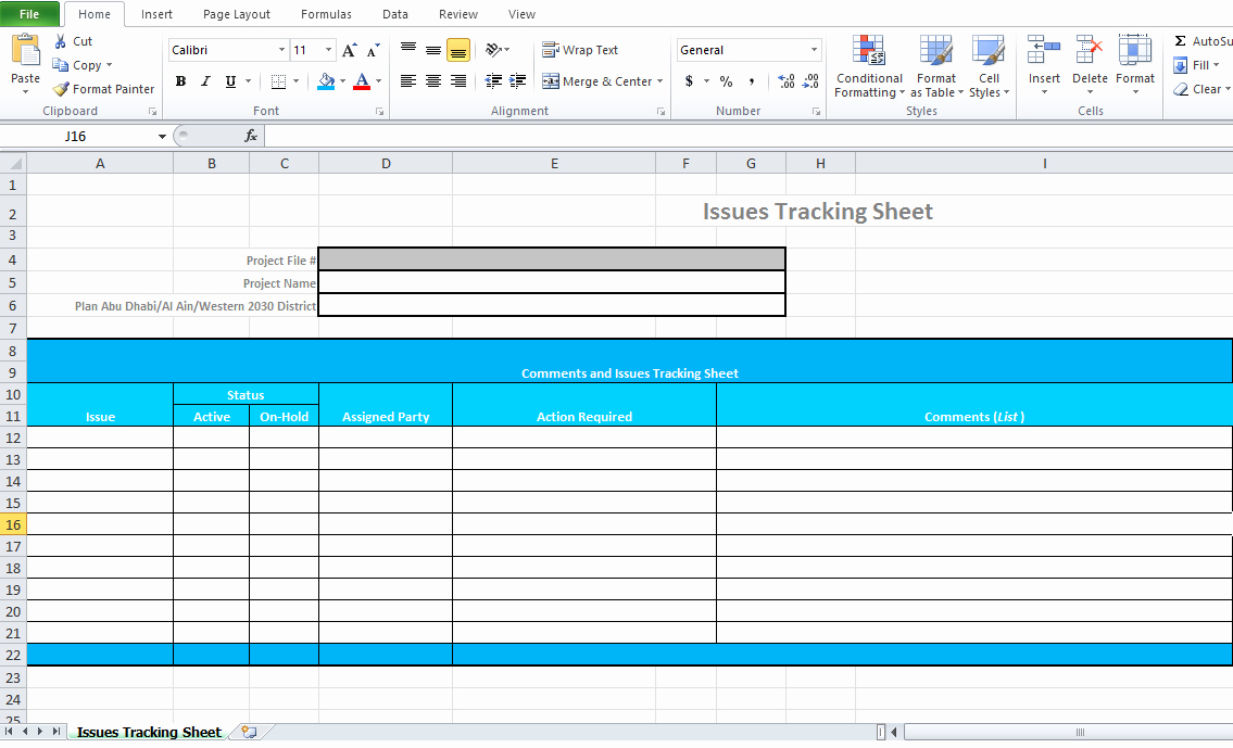 Issue Tracking Excel Template Unique issue Tracking Template Excel Microsoft Excel Tmp