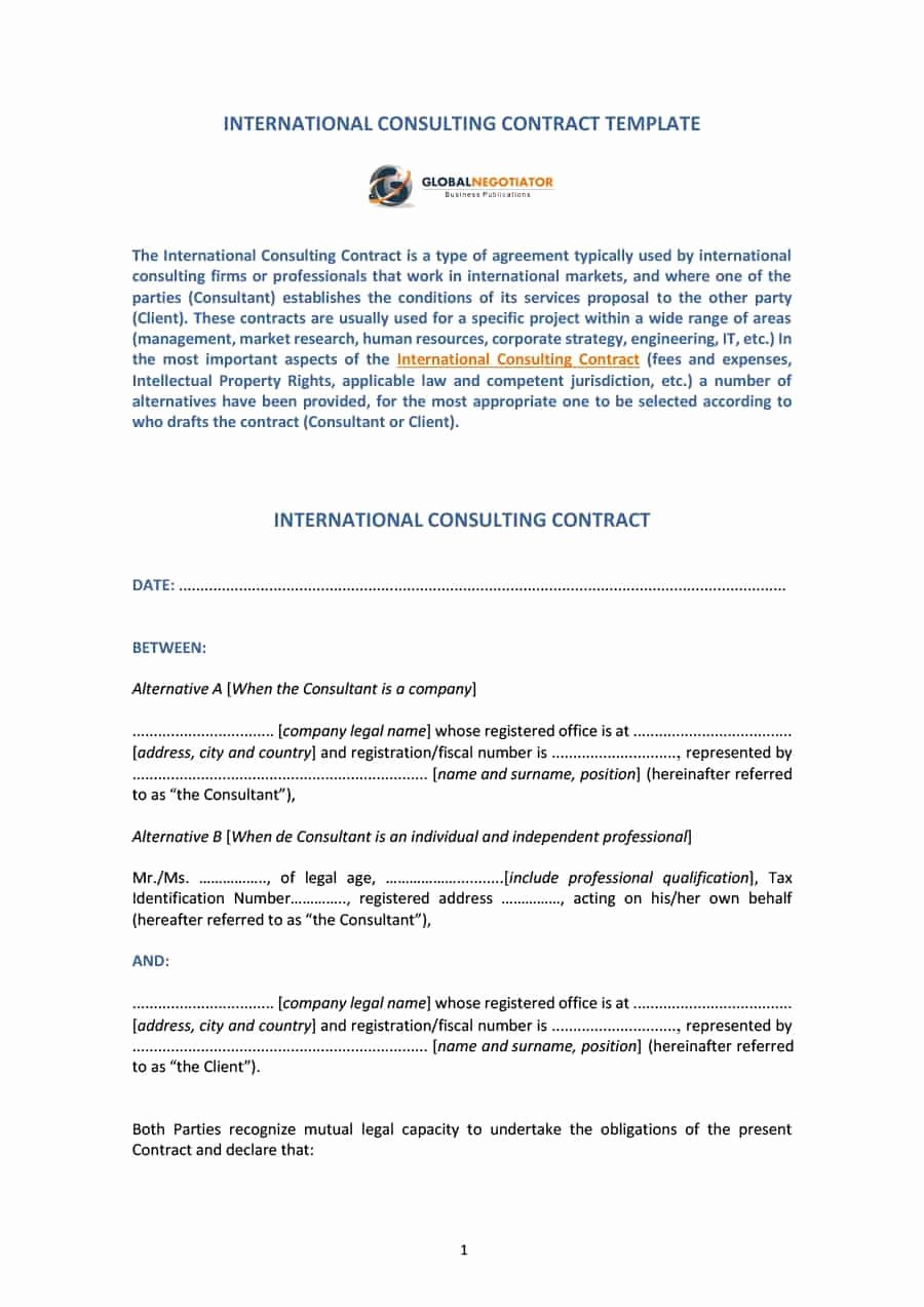 It Consulting Proposal Template Fresh 39 Best Consulting Proposal Templates [free] Template Lab