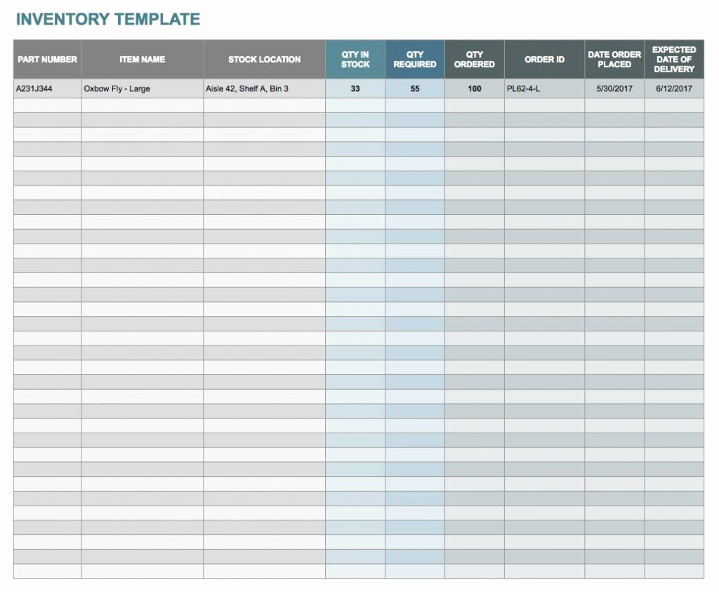 It Inventory Excel Template Beautiful Inventory Spreadsheet Example