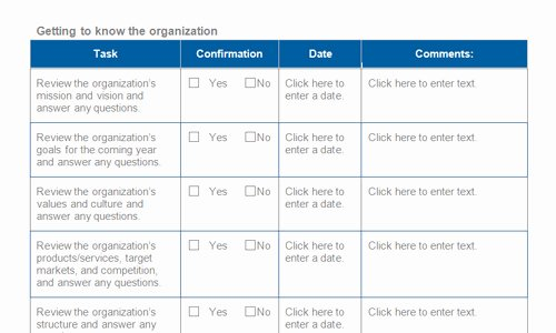 It Onboarding Checklist Template Best Of Best Practice Onboarding Checklists