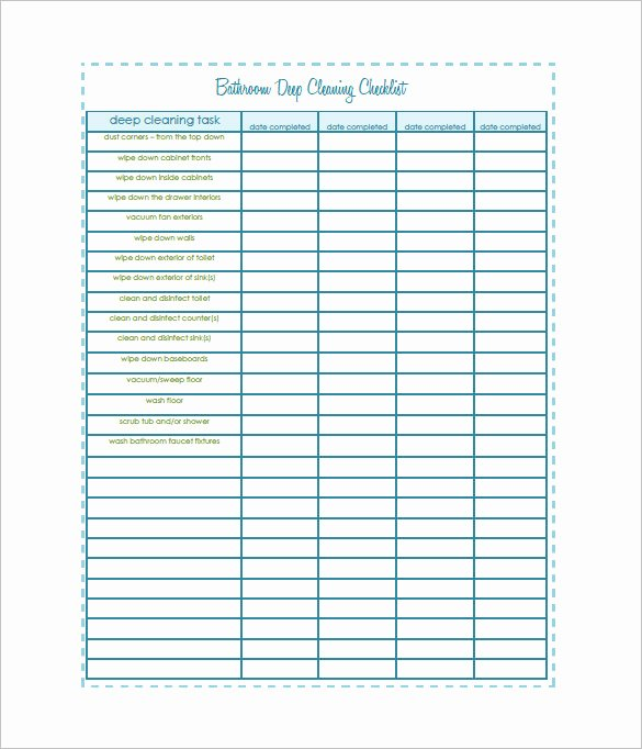 Janitorial Supply List Template Inspirational 97 Janitorial Supply List Template Chemical Supply