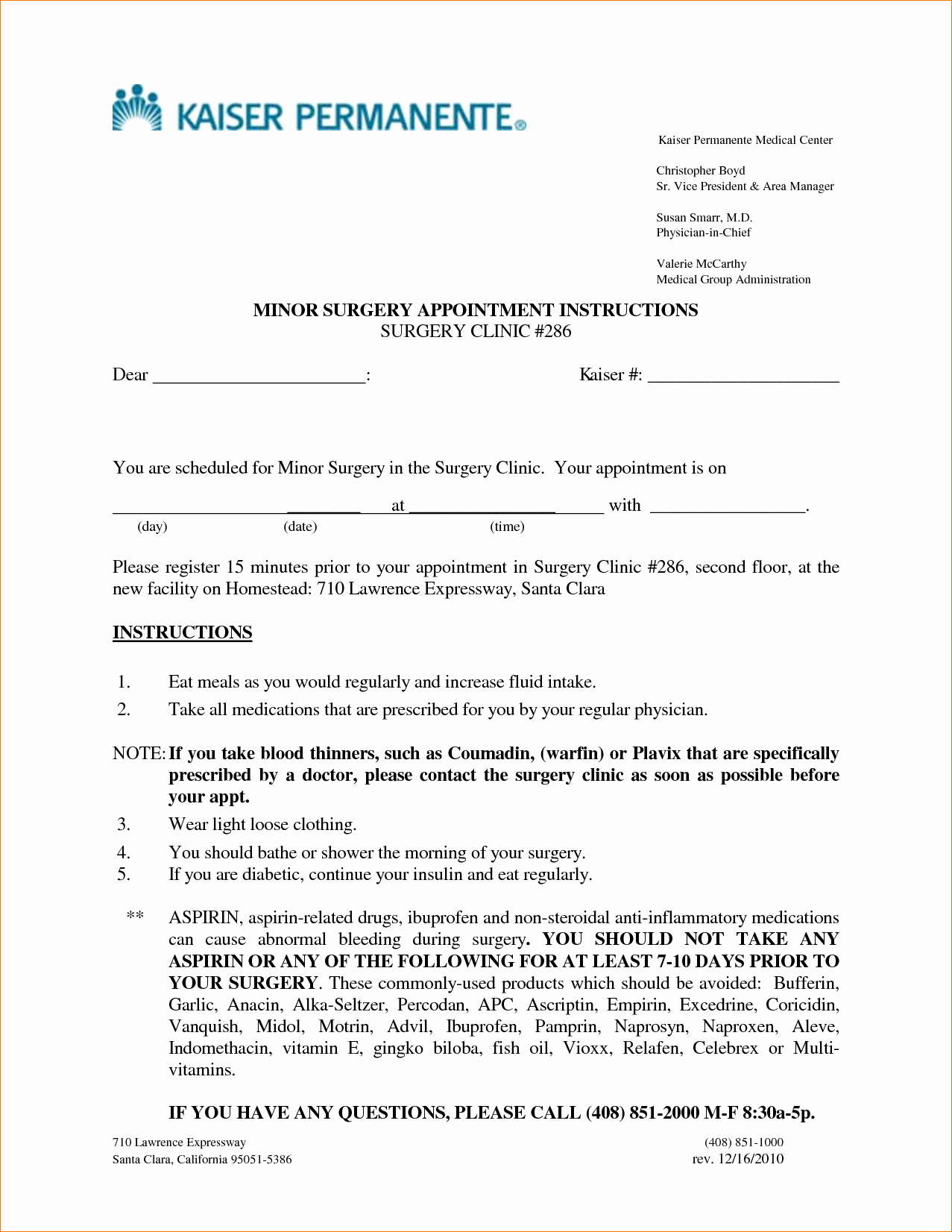 Kaiser Doctors Note Template Best Of 9 Kaiser Permanente Doctors Noteagenda Template Sample
