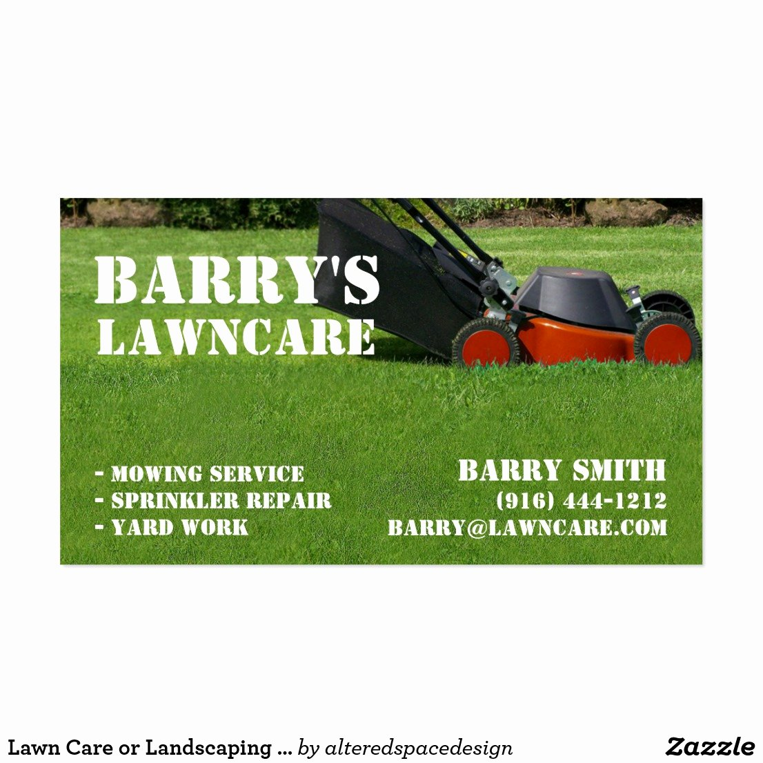 Landscape Business Card Template Awesome 24 Amazing Landscape Business Cards Inspirations