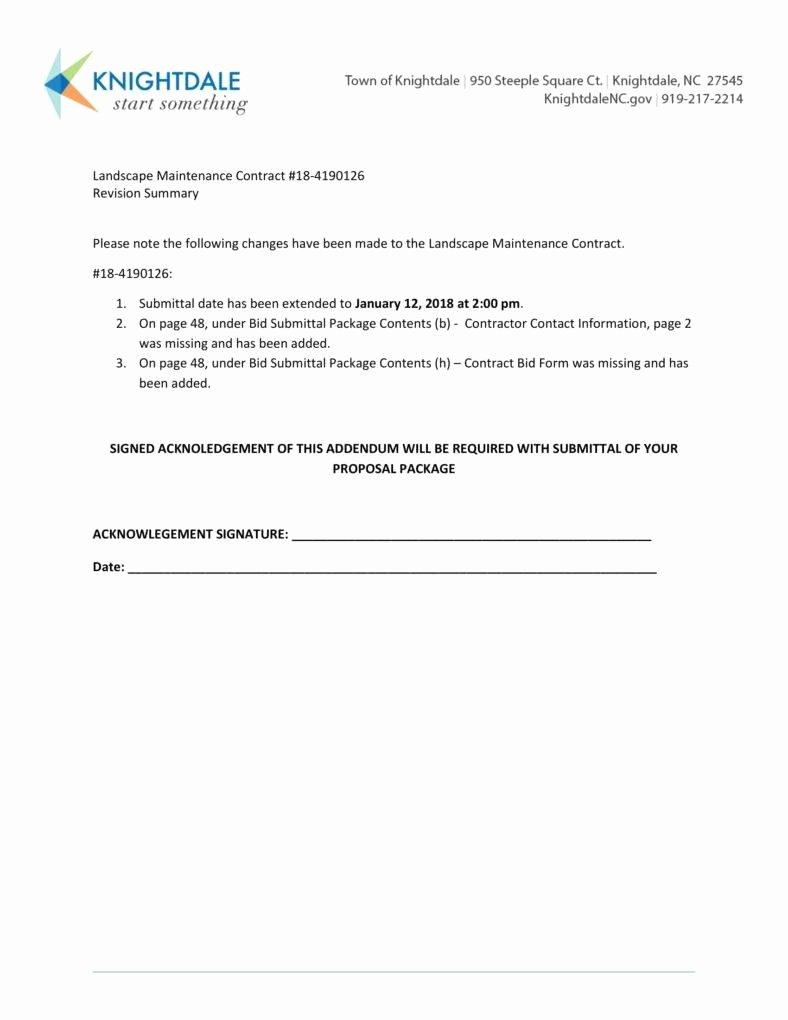 Landscape Maintenance Contract Template New 6 Landscaping Services Contract Templates Pdf