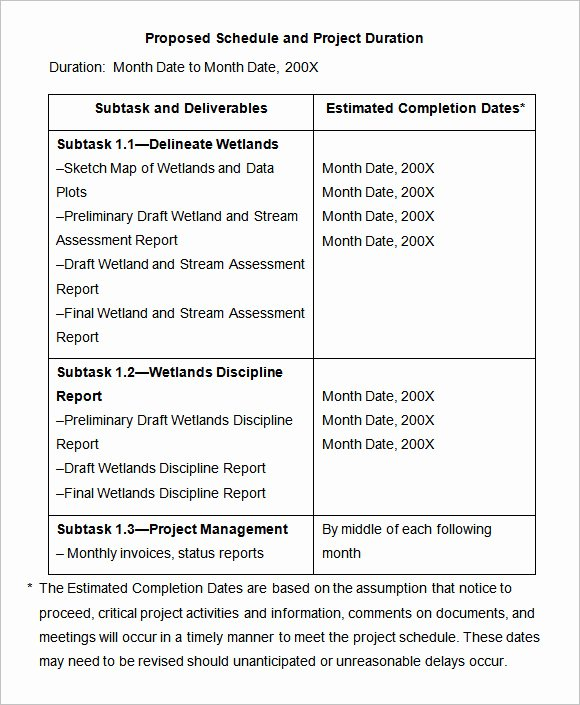Landscaping Scope Of Work Template Fresh Scope Of Work Template 36 Free Word Pdf Documents