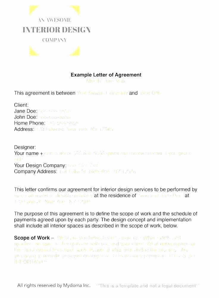 Landscaping Scope Of Work Template New Landscape Design Agreement – Vetjobsfo