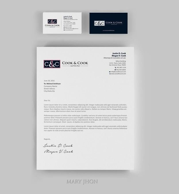 Law Firm Letterhead Template Inspirational 28 Best Law Firm Letterhead Design Images On Pinterest