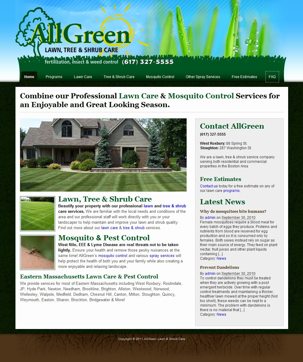 Lawn Care Estimate Template Awesome Lawn Care Templates