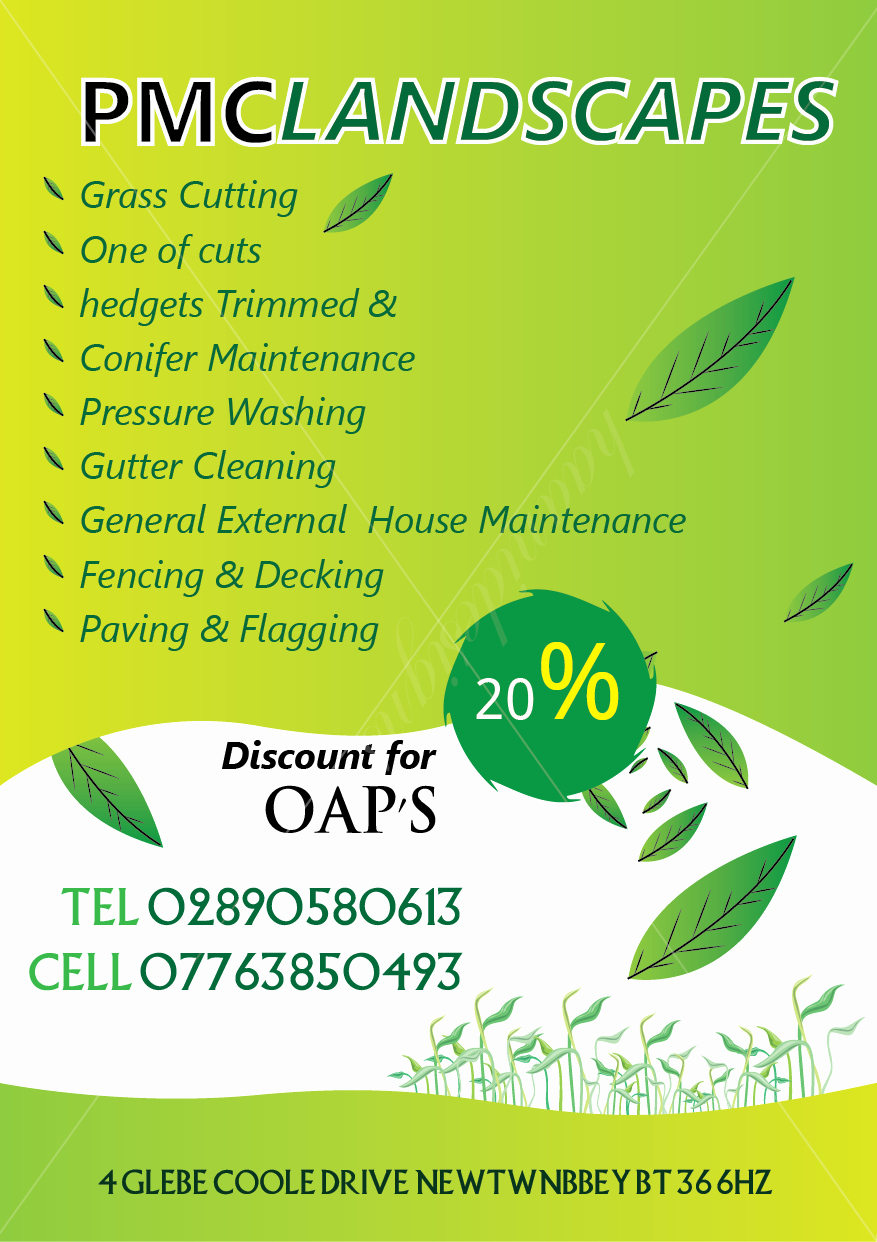 Lawn Care Flyer Template Awesome Landscape Flyer Templates Yourweek Eeca25e