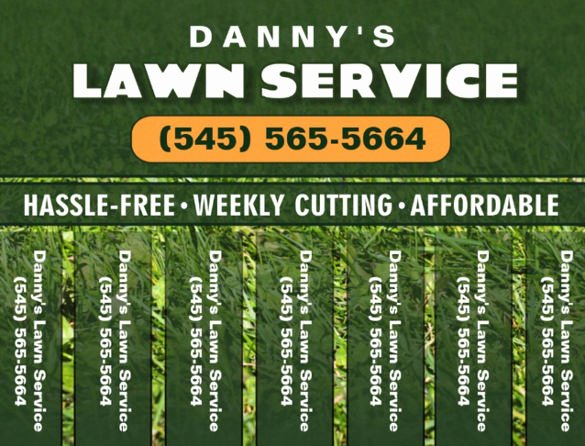 Lawn Care Flyer Template Lovely 29 Lawn Care Flyers Psd Ai Vector Eps