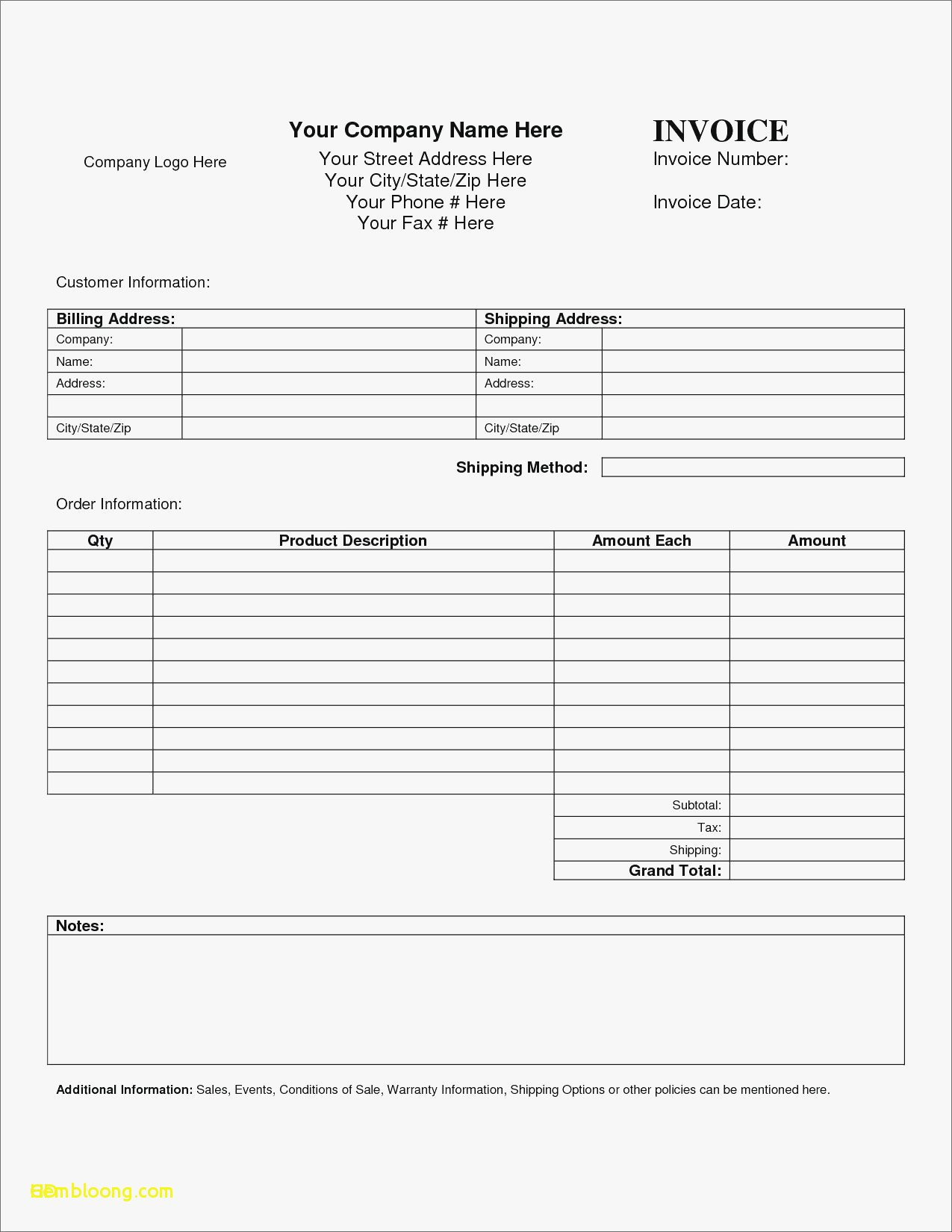 Lawn Care Invoice Template Lovely New Sample Lawn Care Invoice