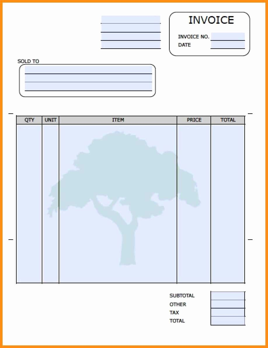Lawn Care Invoice Template Pdf Inspirational 12 Able Invoice Template for Mac Able
