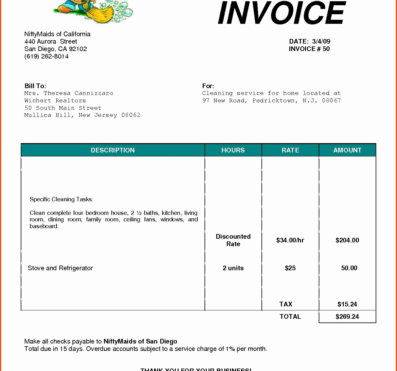 Lawn Care Invoice Template Pdf New Lawn Care Invoice Template Sample Worksheets Free Download