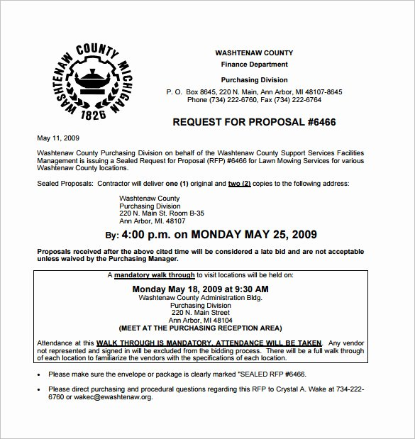 Lawn Care Proposal Template Unique 9 Lawn Service Contract Templates Pdf Doc