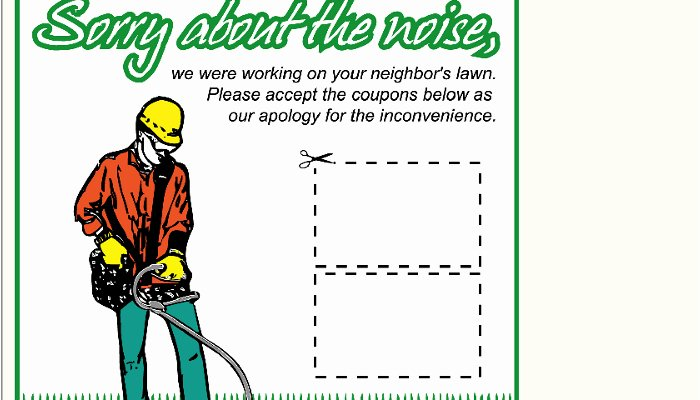 Lawn Mowing Flyer Template New 5 Lawn Mowing Flyer Templates