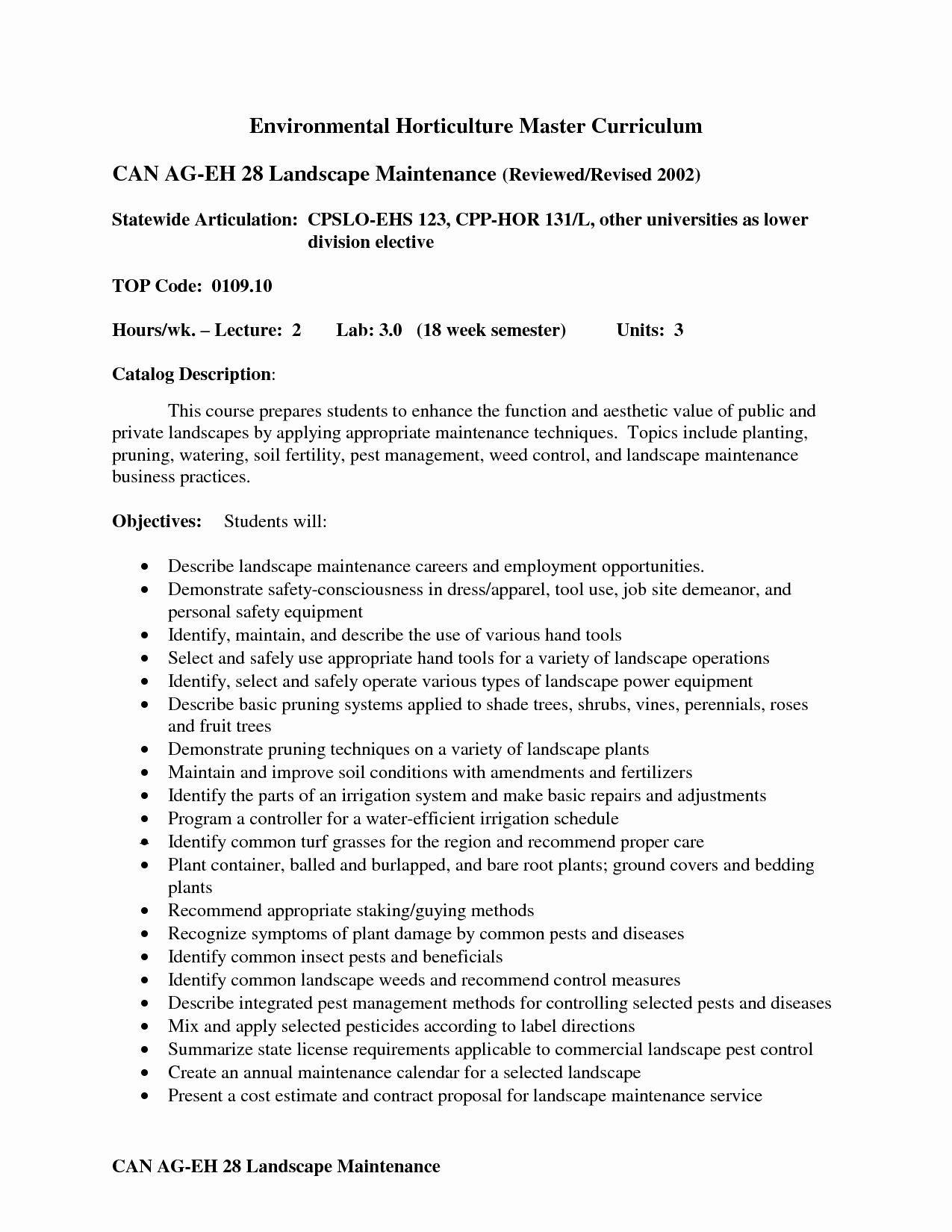 Lawn Service Contract Template Best Of Landscape Bid Templates