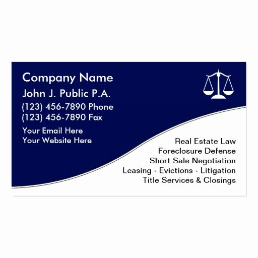 Lawyer Business Card Template Awesome Lawyer Business Card Templates Page15