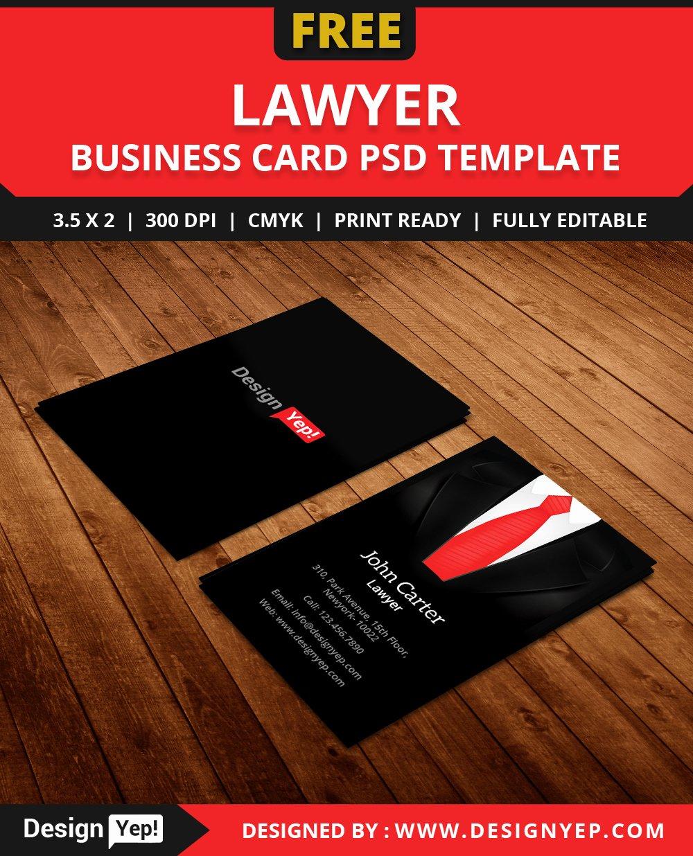 Lawyer Business Card Template Beautiful Free Lawyer Business Card Template Psd Designyep