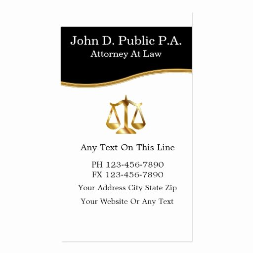 Lawyer Business Card Template Beautiful Lawyer Business Card Templates Page10