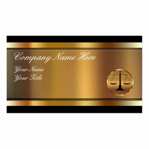 Lawyer Business Card Template Lovely Lawyer Business Card Templates