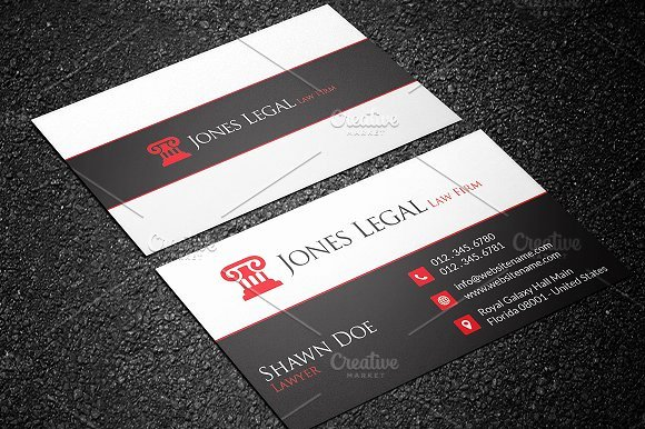 Lawyer Business Card Template New Law Firm Business Card Template 32 Business Card