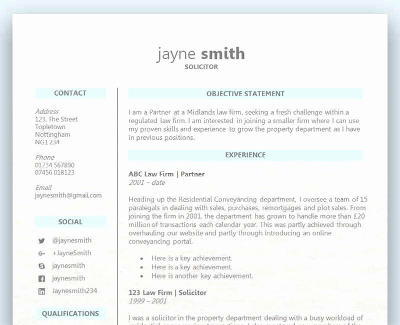 Legal Resume Template Word Elegant Legal Cv Template Free In Ms Word From How to
