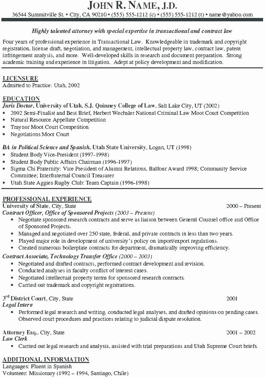 Legal Resume Template Word Unique attorney Resume Templates Microsoft Word Resumes for