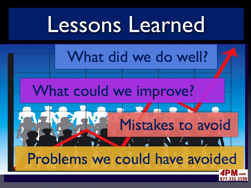 Lessons Learned Project Management Template Elegant Lessons Learned Project Management