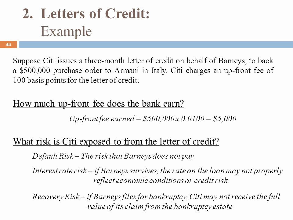Letter Of Credit Template Inspirational F Balance Sheet Banking Ppt