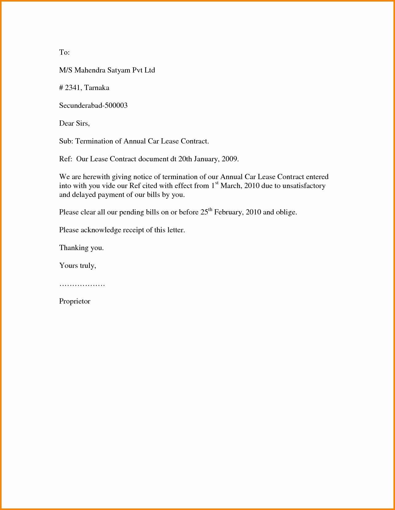 Letter to Parent Template Fresh Rent Free Letter From Parents Template Examples
