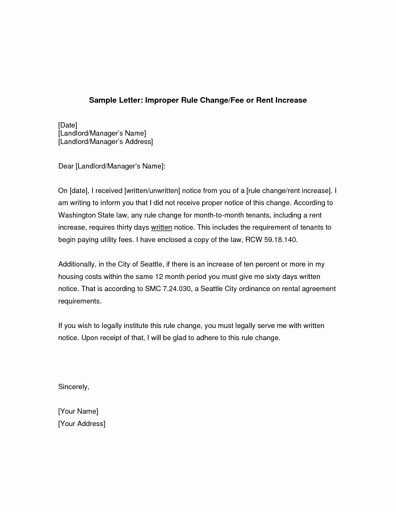 Letter to Parent Template Unique Rent Free Letter From Parents Template Examples