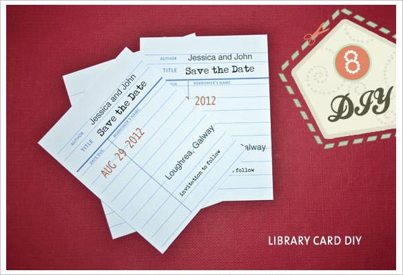 Library Card Template Microsoft Word Elegant 83 Card Templates Doc Excel Ppt Pdf Psd Ai Eps