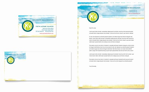 Library Card Template Microsoft Word New Child Care Letterhead Templates Word & Publisher