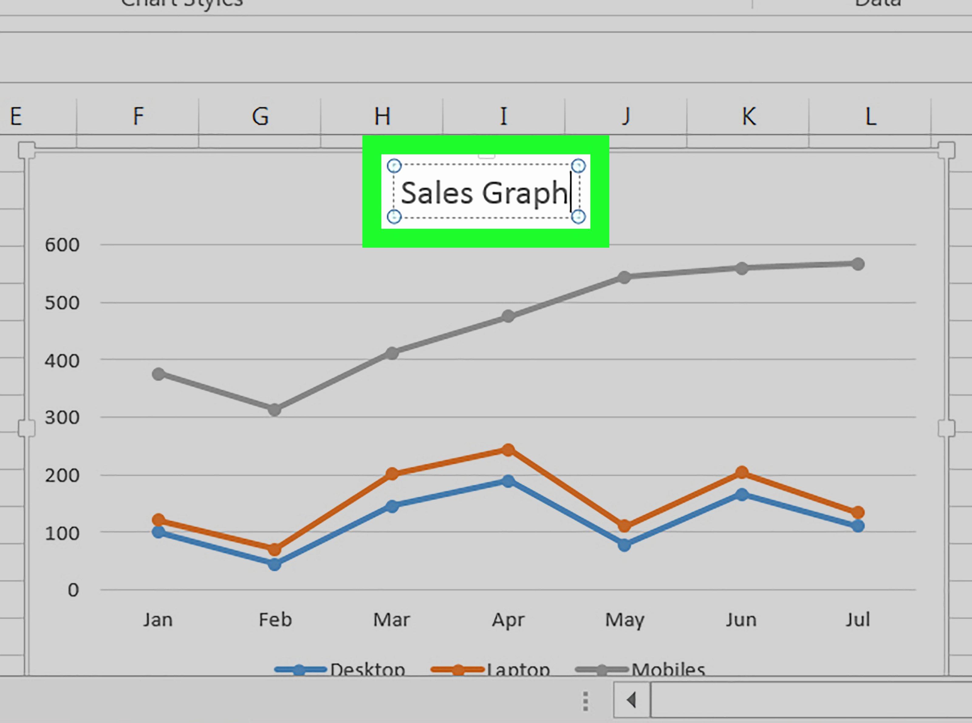 Line Graph Template Excel Fresh Cómo Hacer Un Gráfico Lineal En Microsoft Excel