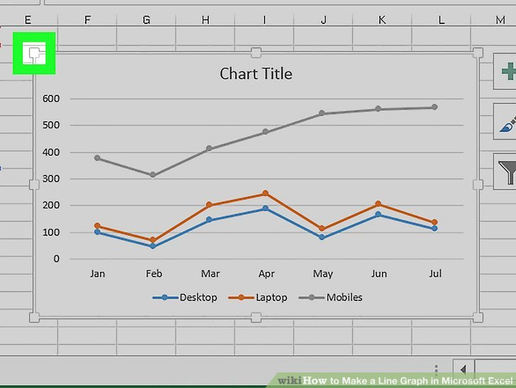 Line Graph Template Excel New 2 Easy Ways to Make A Line Graph In Microsoft Excel