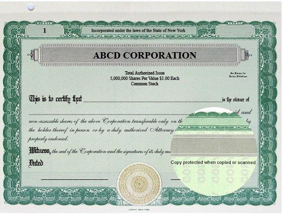 Llc Membership Certificate Template Elegant Free Stock Certificate Template Free Printable Documents
