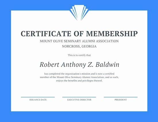 Llc Membership Certificate Template Fresh Good Certificate Membership Template Example