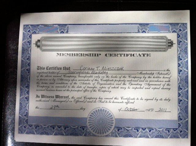 Llc Membership Certificate Template Fresh Llc Membership Certificate Stock Membership Certificates
