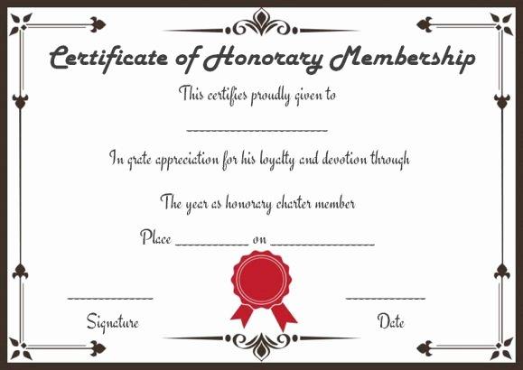 Llc Membership Certificate Template Unique Free Membership Certificates 14 Templates In Word format