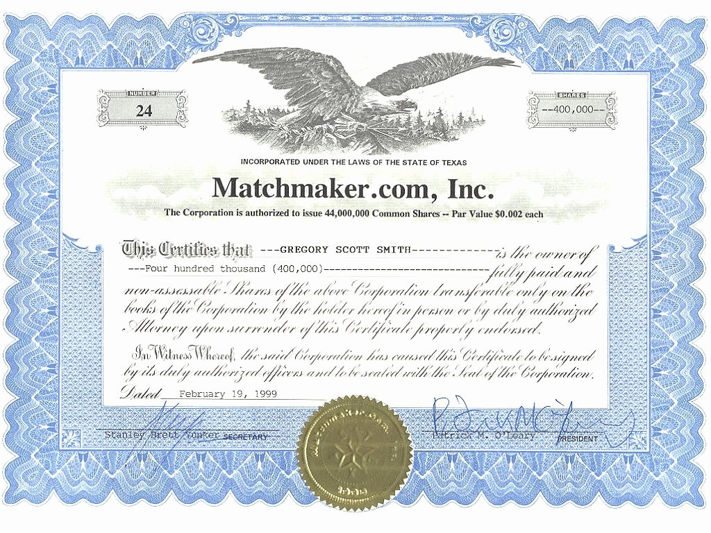 Llc Stock Certificate Template Best Of Stock Certificate Template