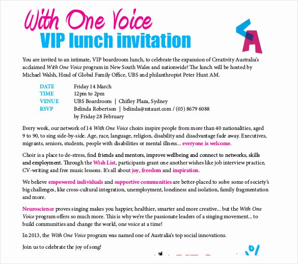Lunch and Learn Invite Template Unique 38 Lunch Invitation Templates Psd Ai Word