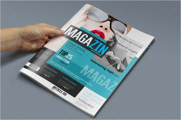 Magazine Cover Template Psd Beautiful 22 News & Magazine Psd Templates & Designs