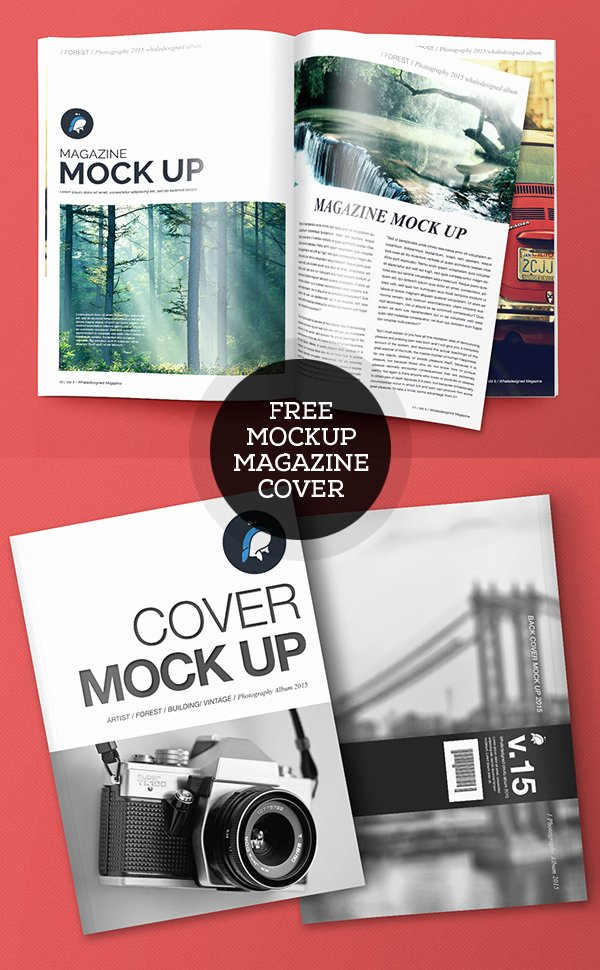 Magazine Cover Template Psd Beautiful New Free Shop Psd Mockups for Designers 26 Mockups