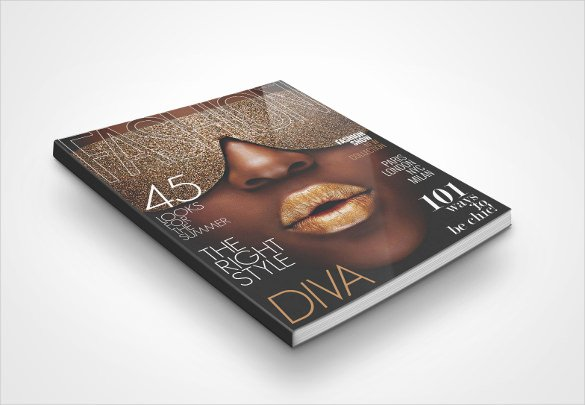 Magazine Cover Template Psd Elegant Magazine Cover Psd Templates 54 Free Psd Ai Vector