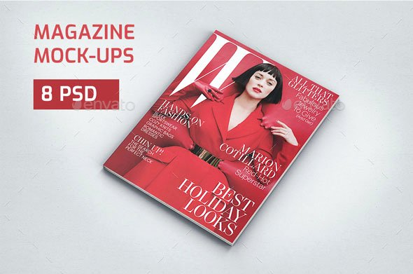 Magazine Cover Template Psd Lovely 62 Best Magazine Cover Templates and Mockups 2018 Psd