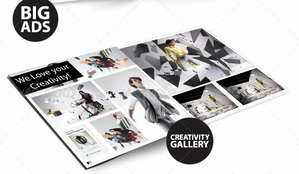 Magazine Layout Template Indesign Fresh Creative Magazine Layout Design Ideas