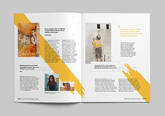 Magazine Layout Template Indesign Inspirational 10 Best Art Magazine Templates – Shop Psd and Indesign