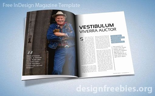 Magazine Layout Template Indesign Inspirational Magazine Indesign Template Indesign Indesigntemplates